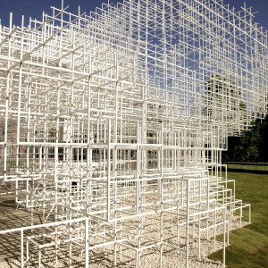 Sou Fujimoto at the Serpentine Pavilion