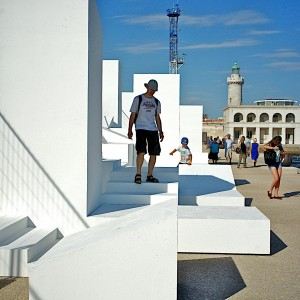 Sculptural Waterfront