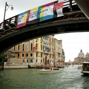 Venice Biennale 2014 publicity