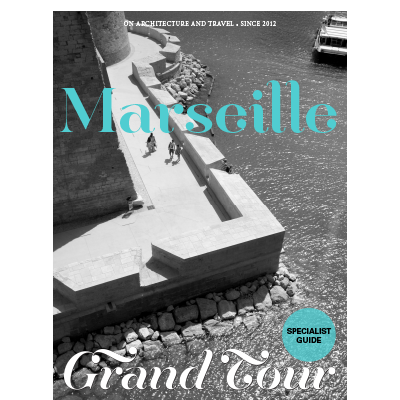 The Grand Tour Guide to Marseille.