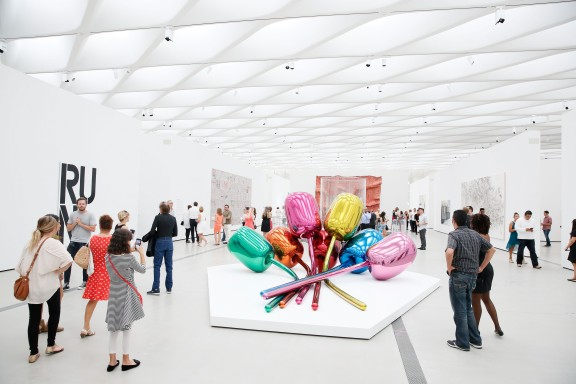 The Broad Museum, Los Angeles