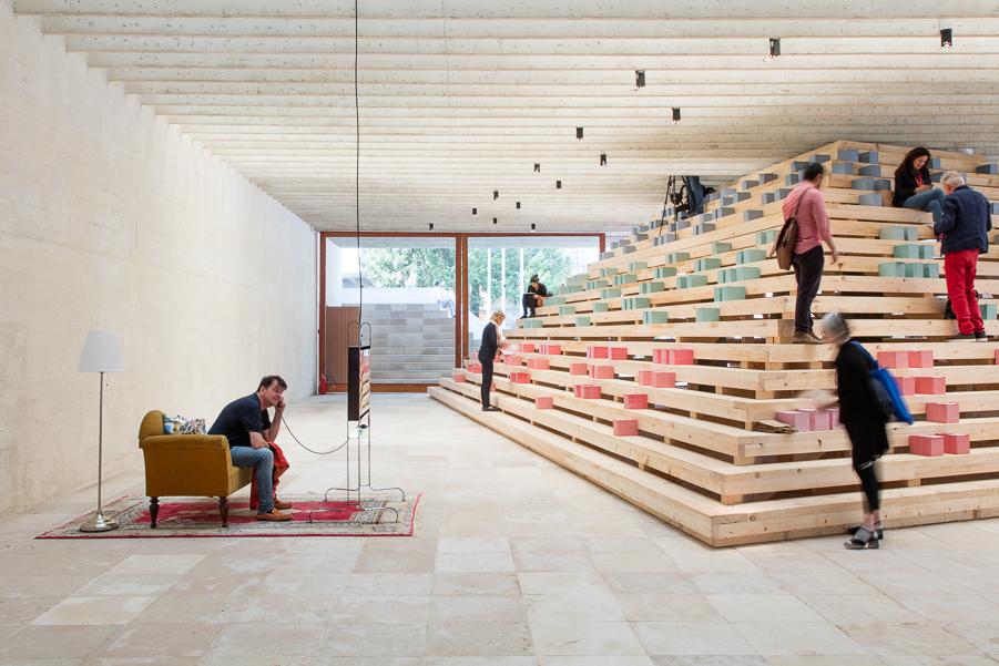 Nordic Pavilion, Venice Biennale