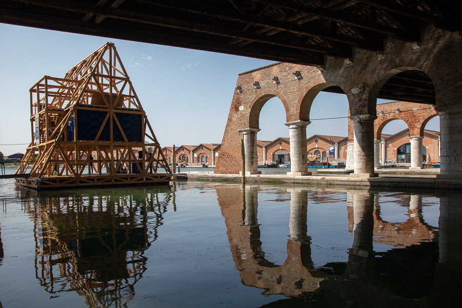Floating School, Venice Biennale 2016