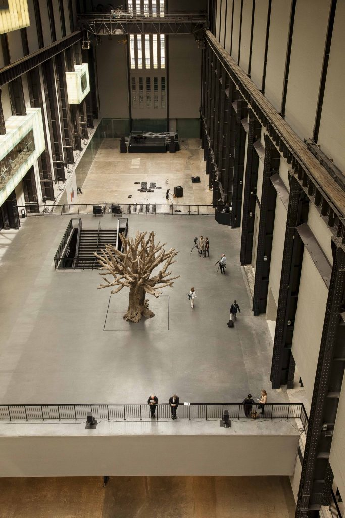 Tate Modern, Turbine Hall