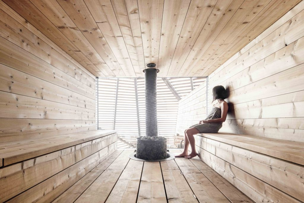 Löyly sauna by Avanto Architects