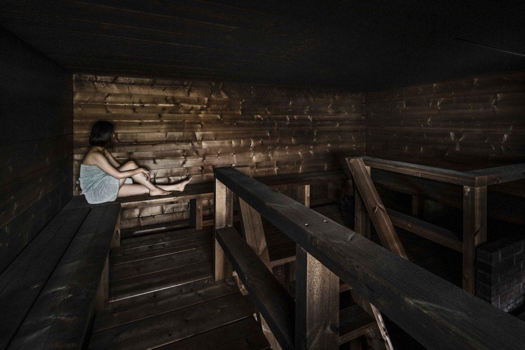 Löyly sauna by Avanto Architects