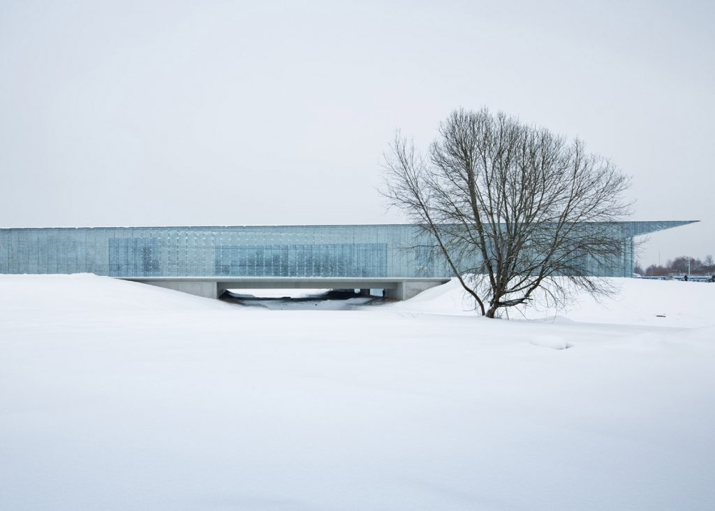 Estonian National Museum, Tartu by Dorell Ghotmet Tane
