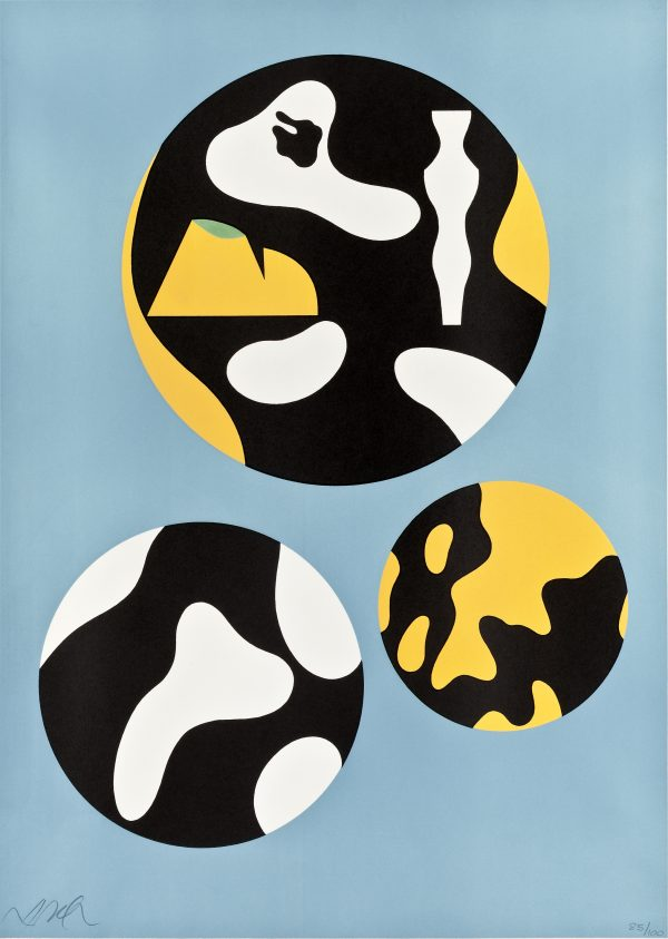 Hans Arp 'Family of Stars', 1955