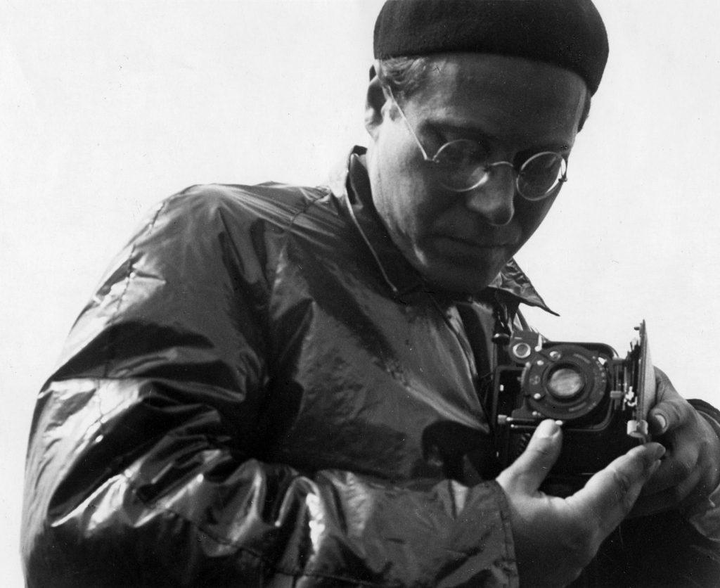 Laszlo Moholy-Nagy in Finland, 1931