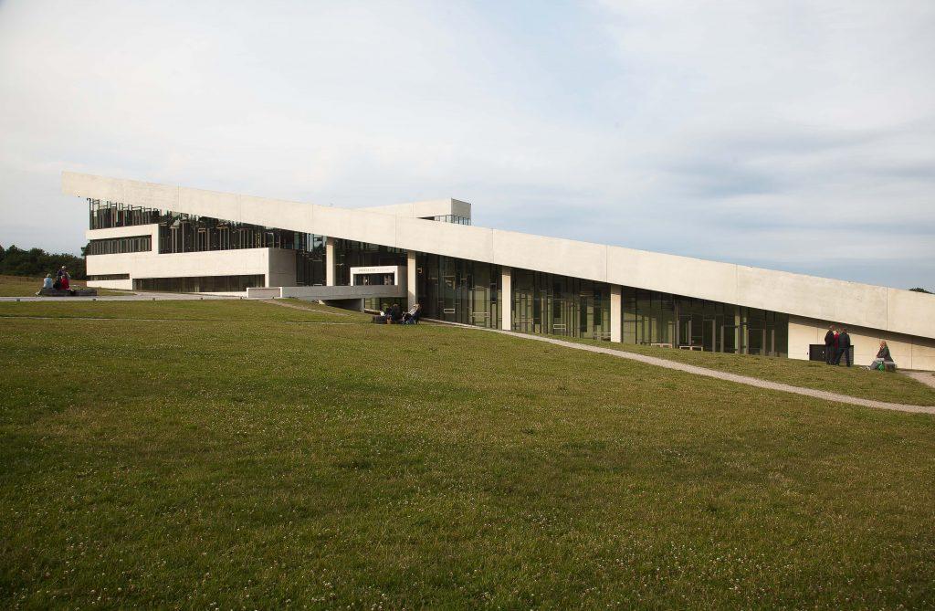 Moesgaard Museum, designed by Henning Larsen