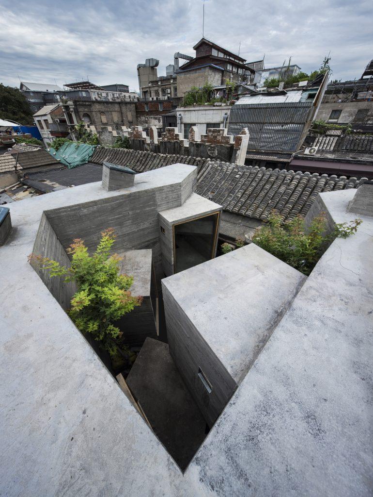 Zhang Ke architecture