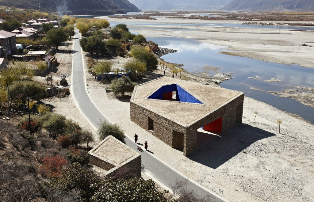 Zhang Ke, Niyang River Visitor Center