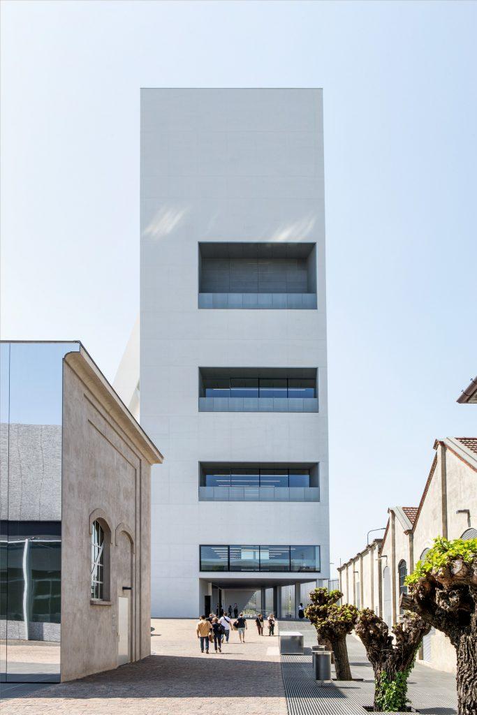 Fondazione Prada Torre, Photo © Danica O. Kus
