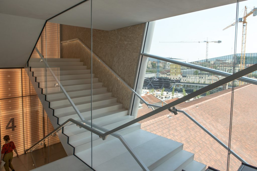 Fondazione Prada Torre, Photo ©Danica O. Kus