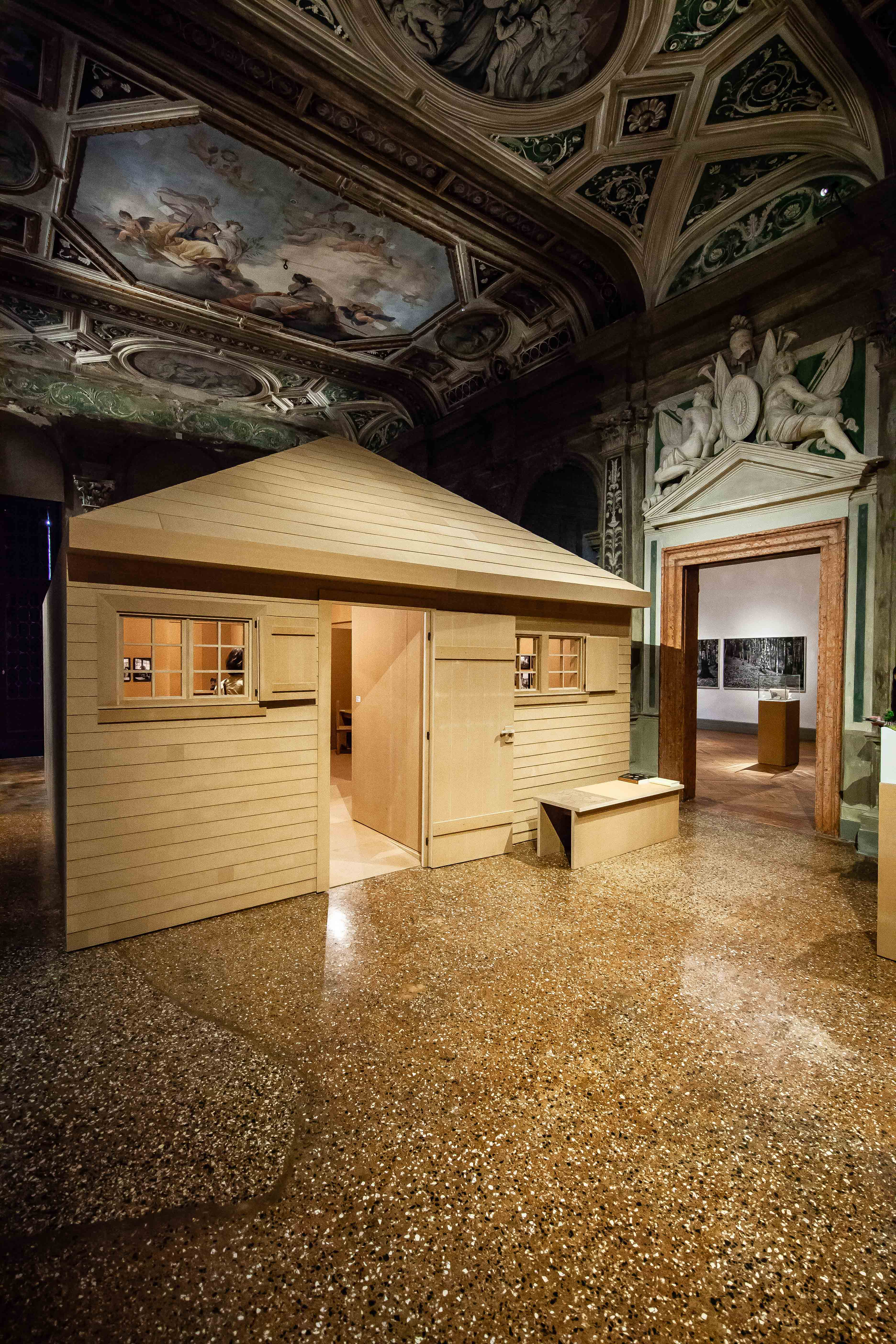 Heideggers Hut