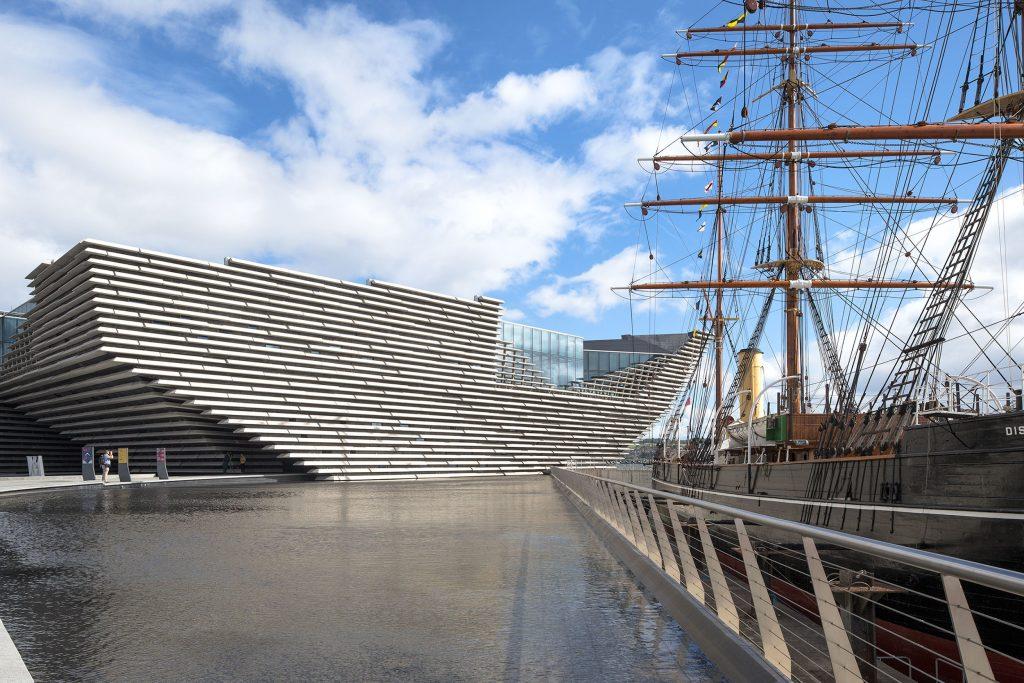 V&A Dundee, photo Danica Kus