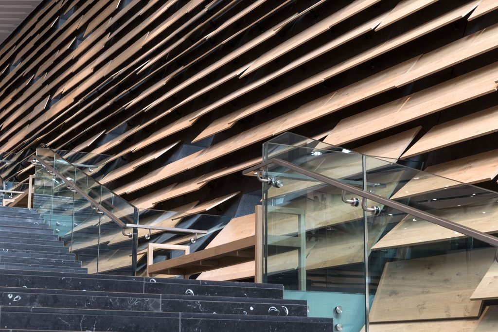 V&A Dundee, photo Danica Kus