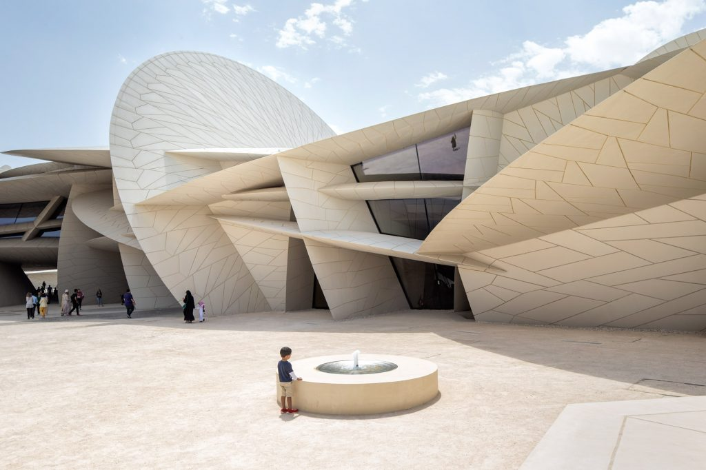 National Museum Qatar, photo ©Danica Kus