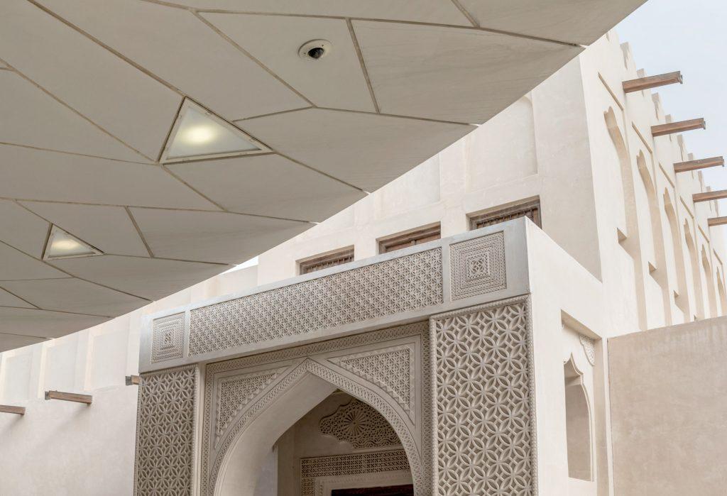 National Museum Qatar by Jean Nouvel, photo: Danica Kus
