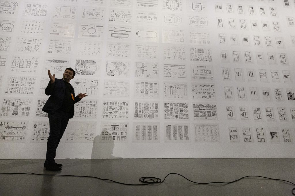 Éric Lapierre, Lisbon Architecture Triennale 2019, MAAT Museum