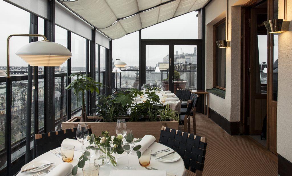 Savoy Restaurant, Helsinki ©Marianna Wahlsten