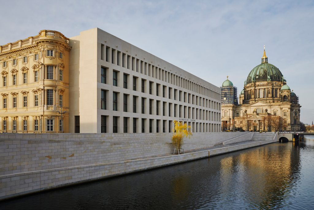 Humboldt Forum, photo ©Christoph Musiol