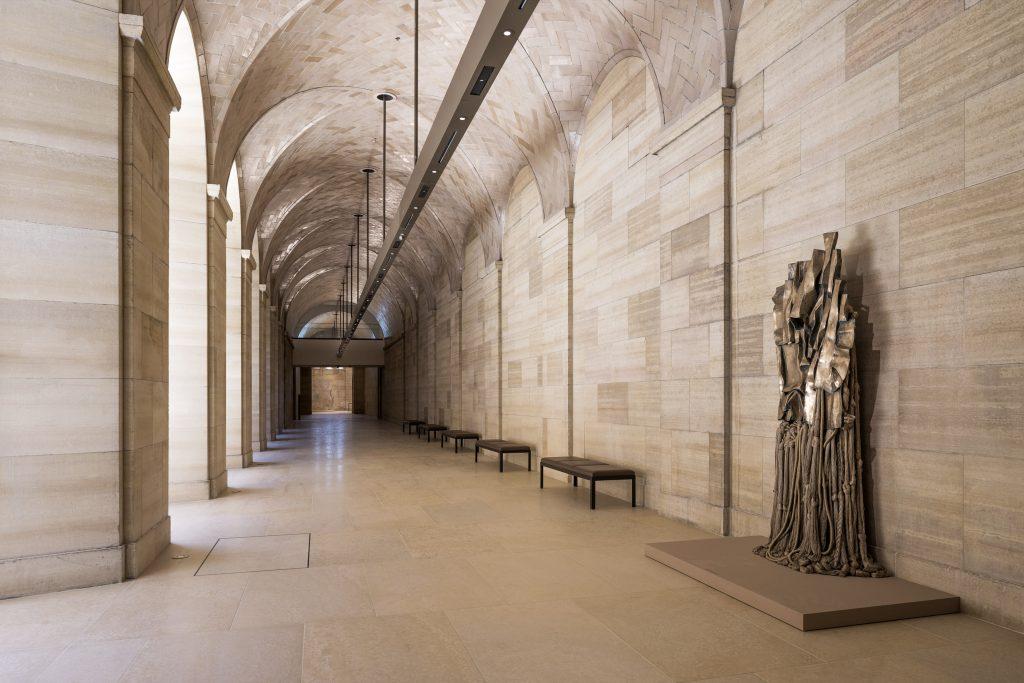Philadelphia Museum of Art, renovation by Frank Gehry, photo © Danica O. Kus