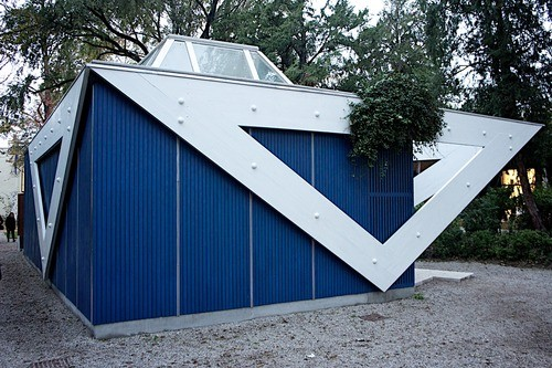 Aalto Pavilion