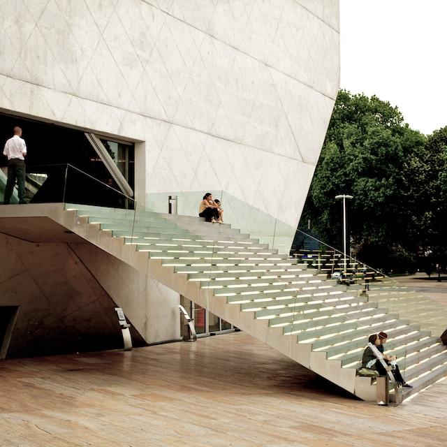 Rem Koolhaas exterior
