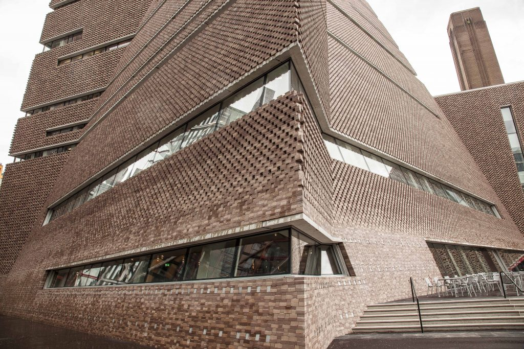 Magic In Brick New Tate Modern Extension Grand Tour