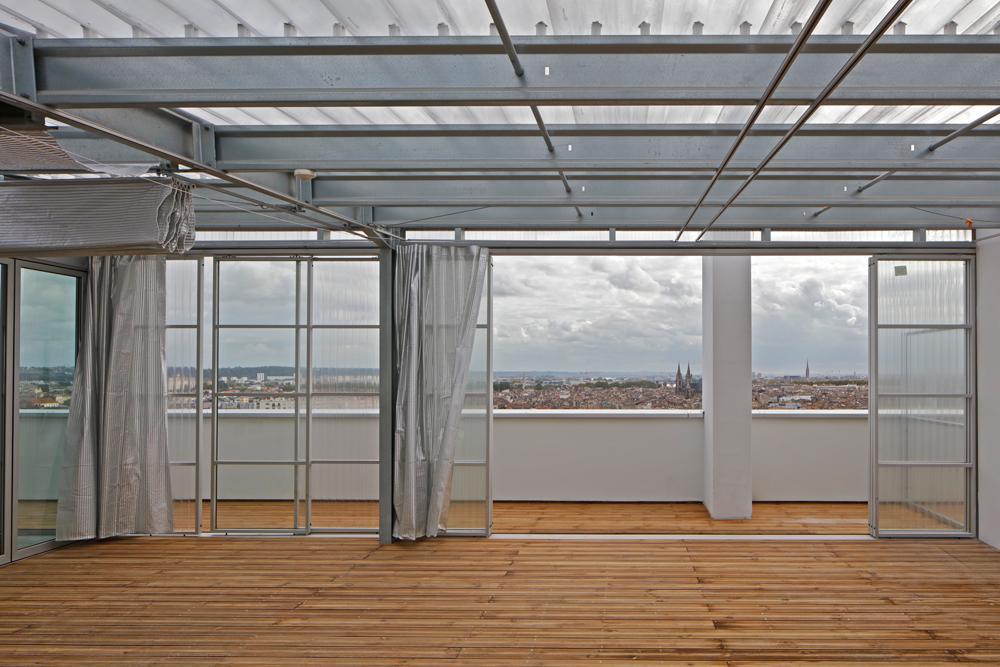 Grand Parc housing estate renovation, Bordeaux, bu Lacaton & Vassal