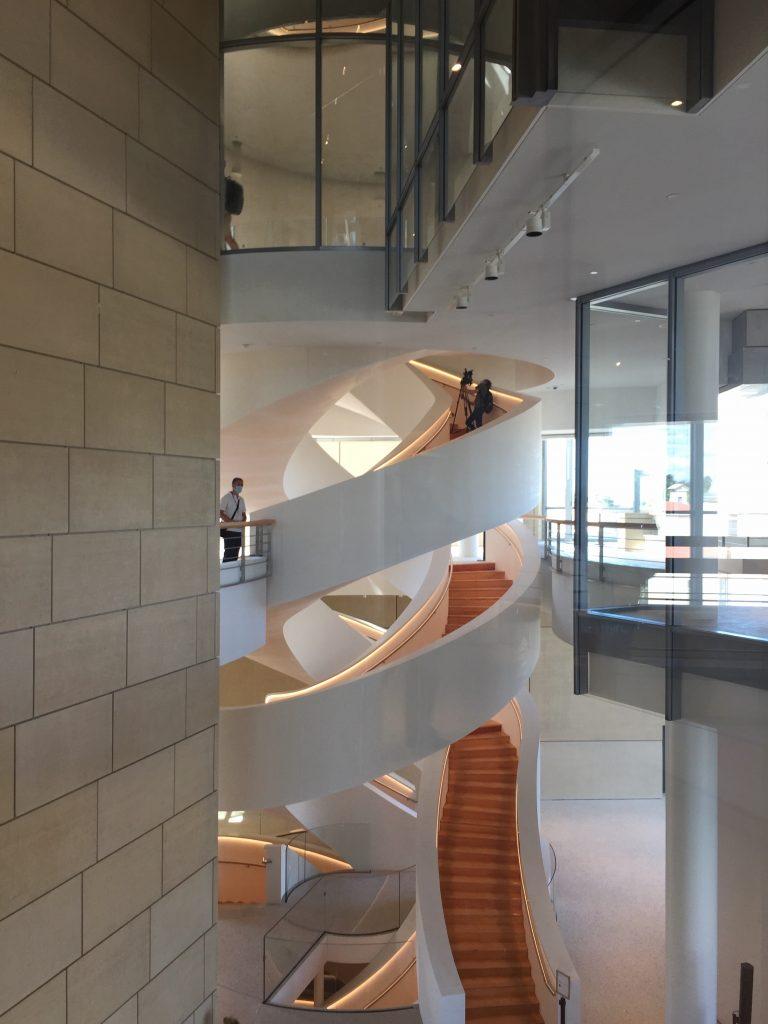 LUMA Arles, designed by Frank Gehry